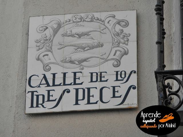 calle de los tres peces