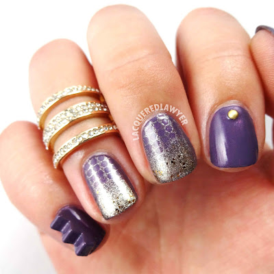 Lacquered Lawyer Nail Art Blog Work Boots