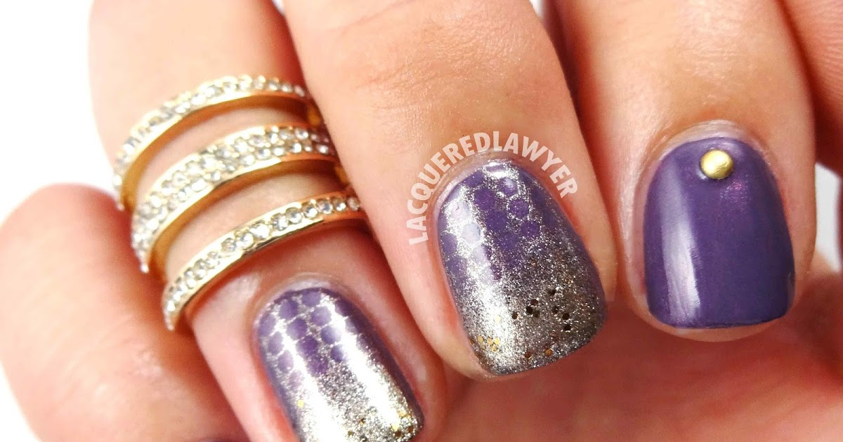 Lacquered Lawyer | Nail Art Blog: Stamping