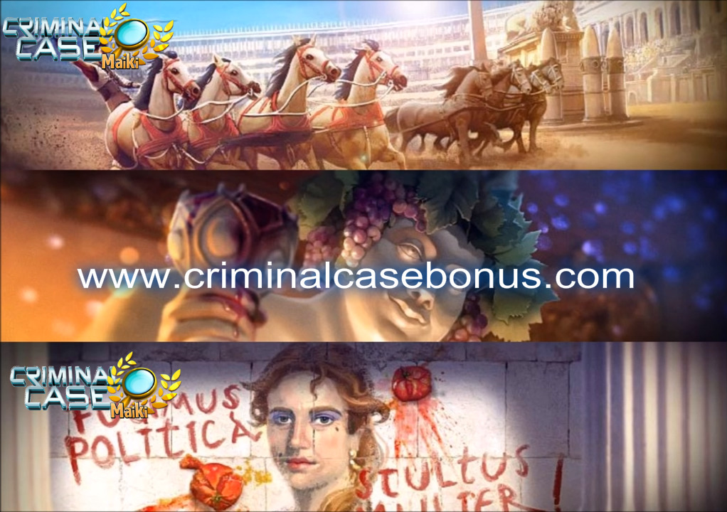 New Case This Week In Criminal Case Travel In Time Case