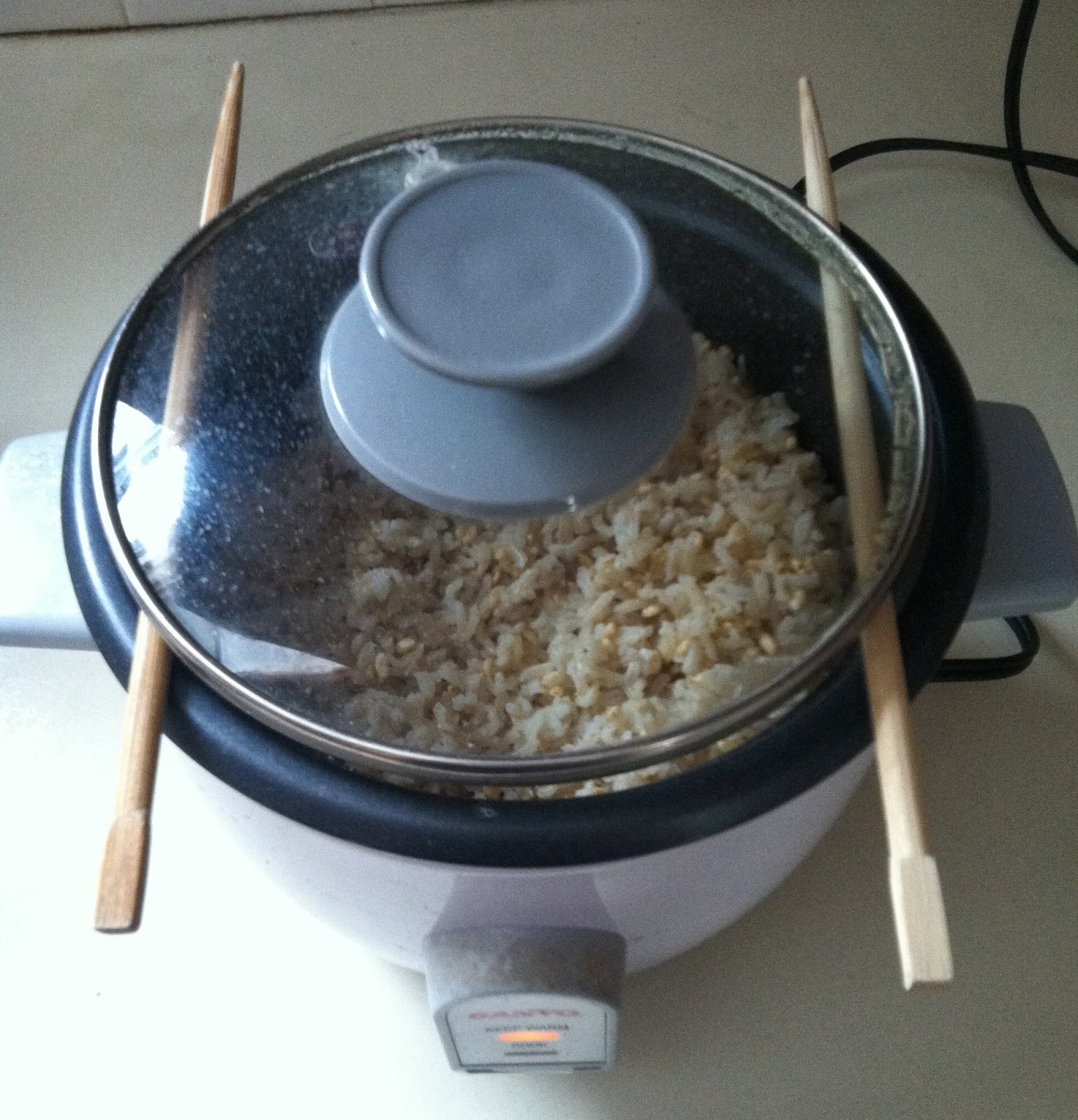 Herbal Medicine Box: Amazaké: Fermenting Rice With a Rice Cooker