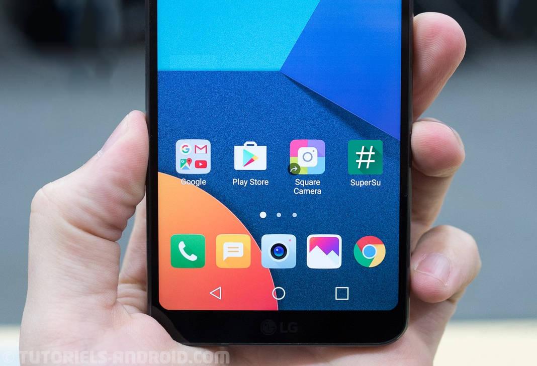 Nouvelle méthode pour rooter son mobile LG sous Android Lollipop