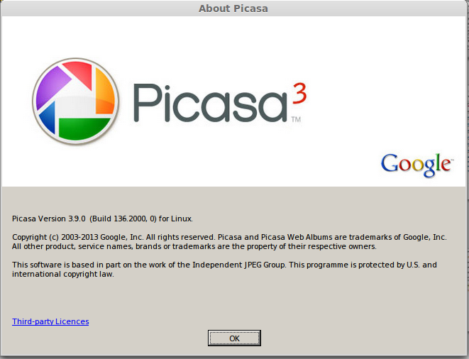 How to install Picasa 3 9 on Linux Mint : Support Portal