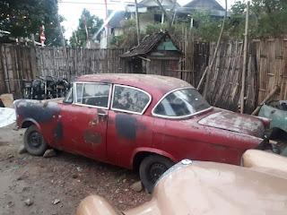 Juwal Cepat Bahan Opel Olympia 2pintu 1958 made in Germany