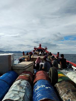 Menuju Pulau Breuh