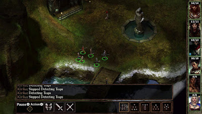 Planescape Torment And Icewind Dale Enhanced Editions Game Screenshot 2