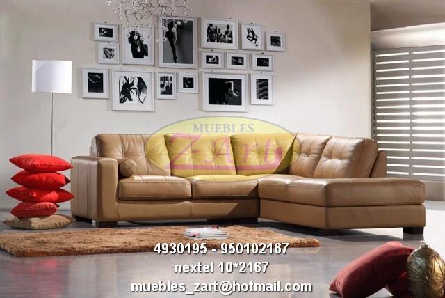 Muebles de sala modernos muebles modernos salas lineales for Muebles de sala modernos para departamentos