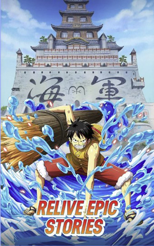 ONE PIECE TREASURE CRUISE Mod Apk v7.2.1 God Mode Terbaru