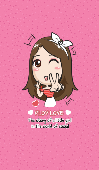 PLOY Love (PINK)
