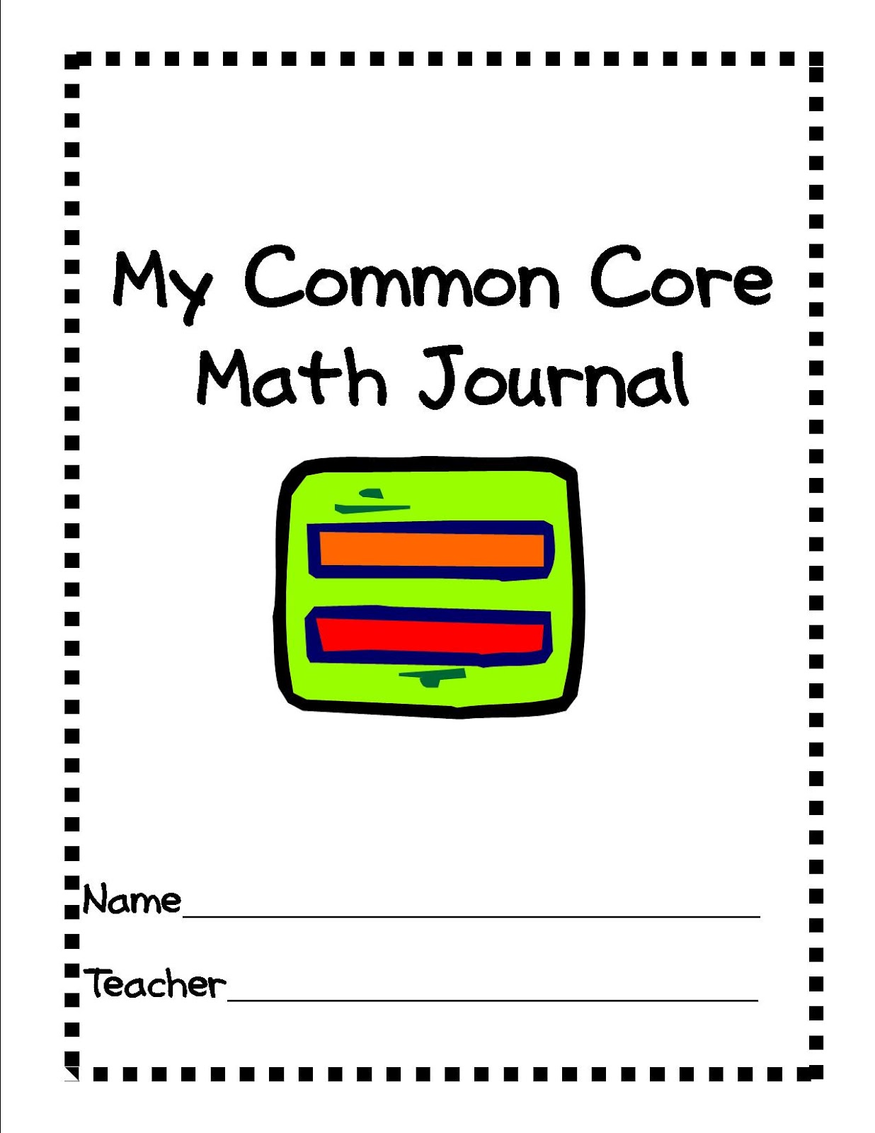 Literacy Amp Math Ideas Common Core Math Rotation Cards Amp Vocabulary Grade 1