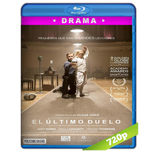 El último duelo (2015) BRRip 720p Audio Dual Castellano-Estonio