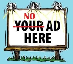 Commercial Ad-Free Blog