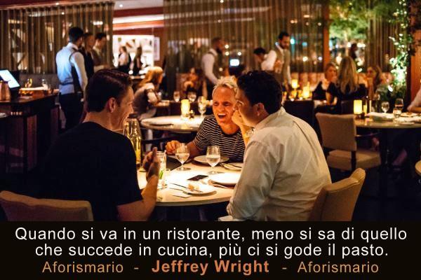 frasi simpatiche ristorante