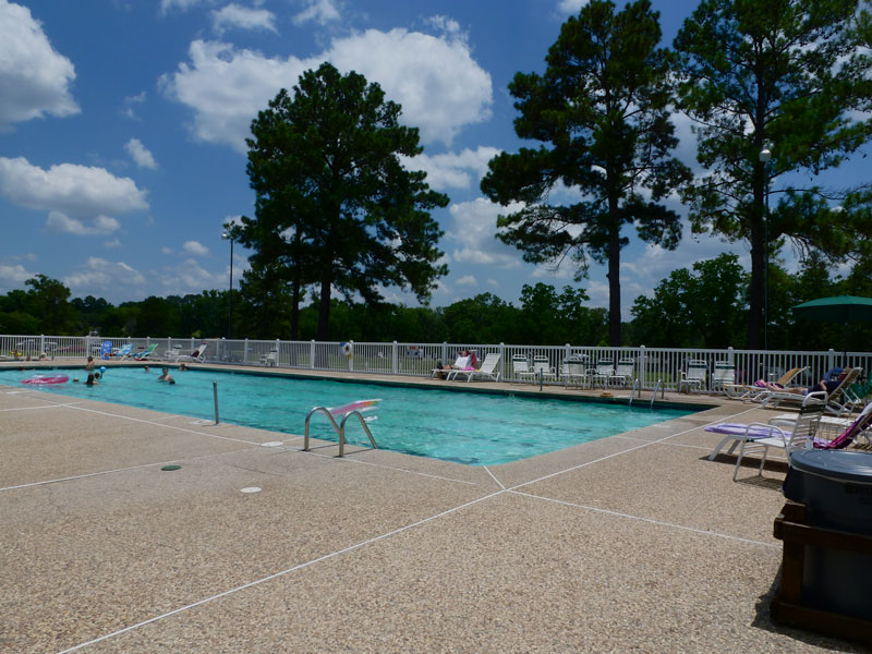 Land Report Certified Community: Texas Grand Ranch | The ... |Lake Conroe Swimming