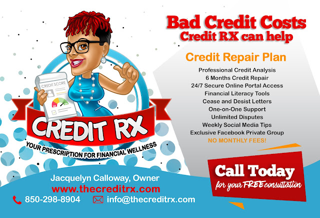Credit Rx Bad Credit Repair