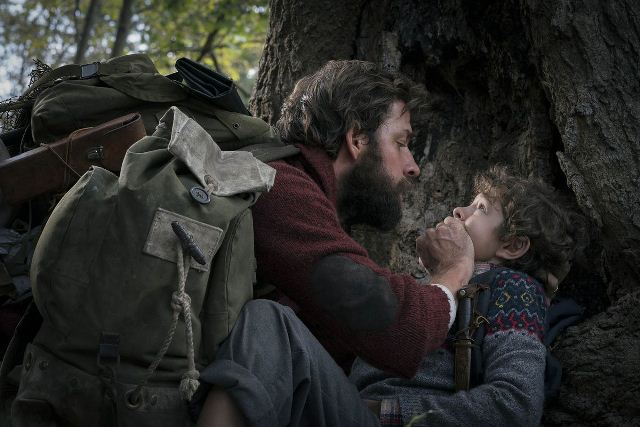 A Scene In A Quiet Place