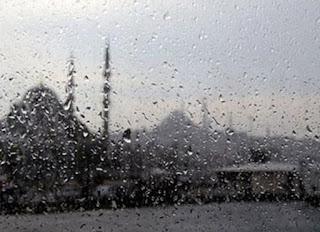 yagmur yagarken dua