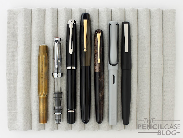 Edison Pearlette fountain pen review