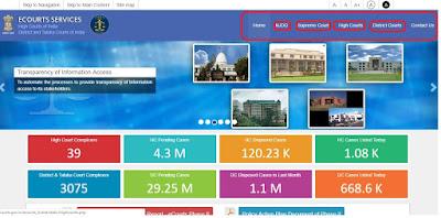 eCourt India Services