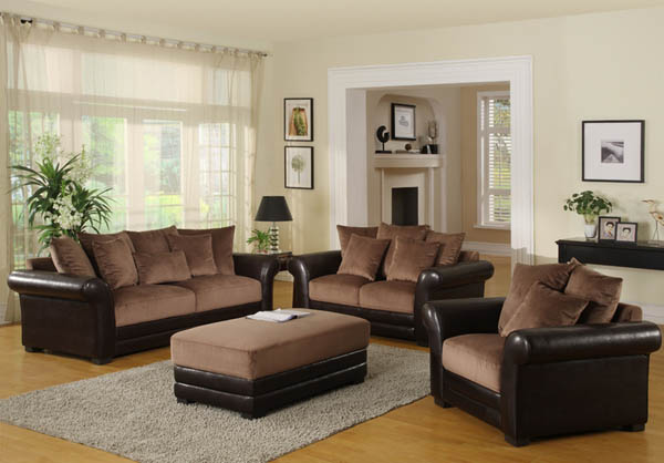 with throw for bright pillows ideas living room with dark brown leather  furniture over used allows your guest room decor to be more remarkable. Living Room Ideas Light Brown Sofa   Home Design