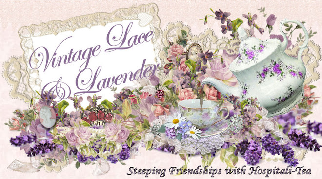 Vintage Lace and Lavender