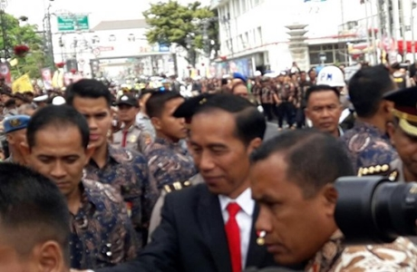 171 Daerah Gelar Pilkada Serentak, Presiden Jokowi Ingatkan Masyarakat Hargai Perbedaan