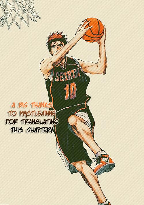 Kuroko No Basket chap 236 trang 4