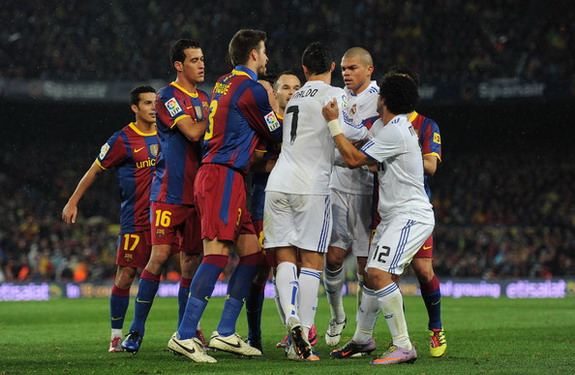 Spanish clubs Barcelona and Real Madrid have a strong following in Iraq