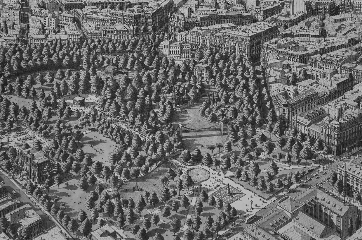 16-City-Park-Stefan-Bleekrode-Detailed-Architectural-Drawing-from-the-Imagination-www-designstack-co
