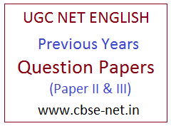 image : CBSE UGC NET English Previous Question Papers Download @ cbse-net.in