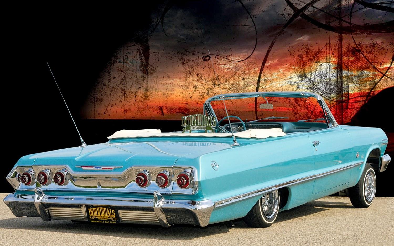2015 Dodge Barracuda >> Classic American Cars: Low Riders