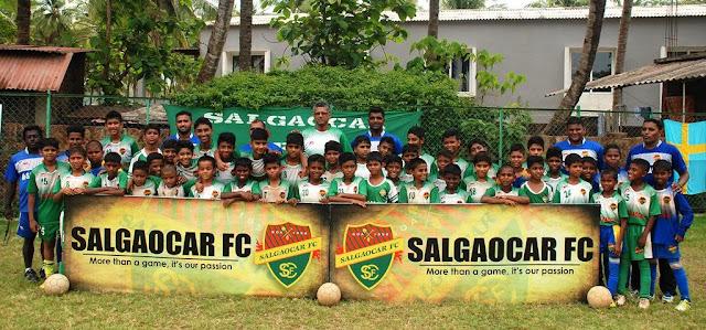 Salgaocar FC Grassroots Football Festival