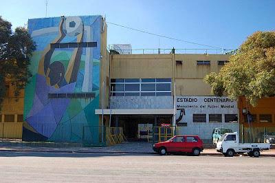 Museo del Futbol de Montevideo. Uruguay. Turismo en Montevideo. Que visitar en Montevideo. Museos de Montevideo. Museos de Uruguay. Que visitar de Montevideo