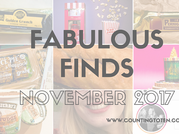 Fabulous Finds For November 2017