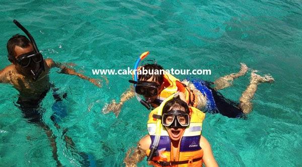 Paket Snorkling di Belitung