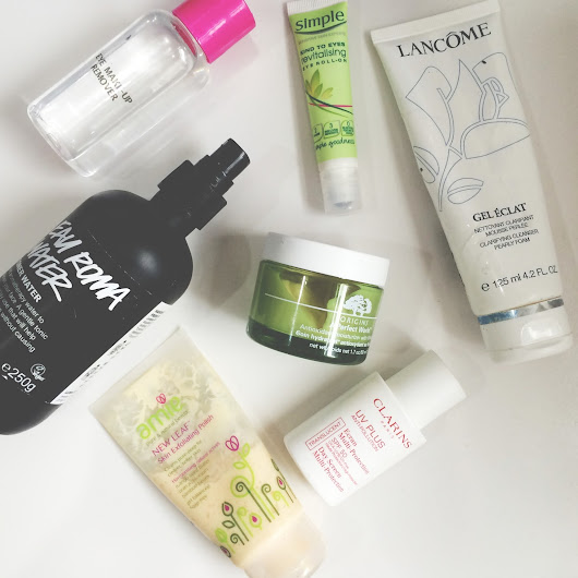 My Basic Skincare Must Haves