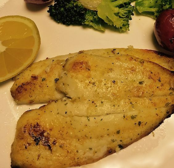When you make this Oven Baked Flounder you will look like a chef because no one could make this dish better than you!