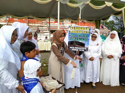 Walikota Mas'ud Yunus : Pendidikan Agama Kunci Penanaman Moral Sejak Dini