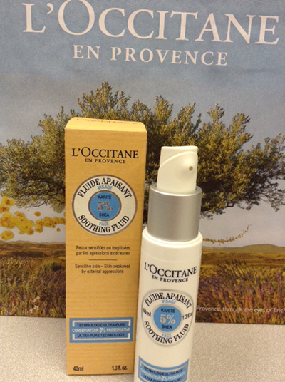 L'Occitane Face Soothing Fluid