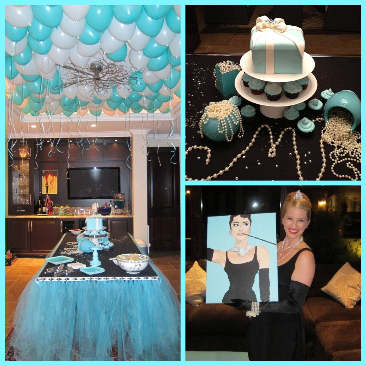 Party Decorations Halloween: With Love, Mags: My Breakfast At Tiffany's MBA Grad Party