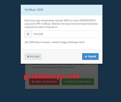 Cara Mendaftar di Vip.Bitcoin.co.id Terbaru Dengan Gambar