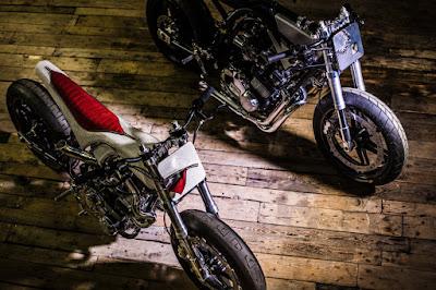 Suzuki GSX Custom by Ed.Turner Motorcycles