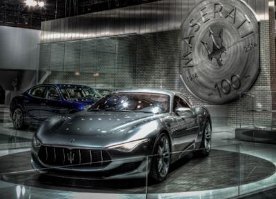 Alfieri Maserati 2017 Price Specs Design and Release Date