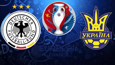 Hasil Euro 2016: Video Hasil Jerman vs Ukraina di Piala Eropa