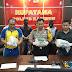 Polres Karimun Aman Warga Malaysia Yang Seludupkan 3,070 Kilogram Sabu