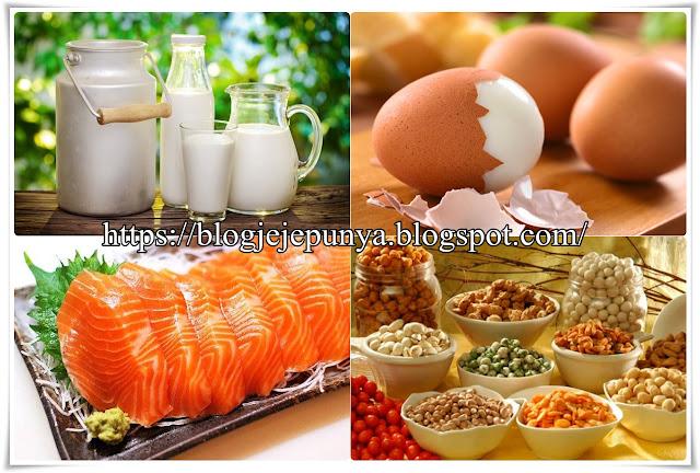 Pantangan Makanan Penyakit Eksim