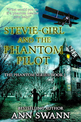 First book in the Phantom series - Honorable Mention Writer's Digest