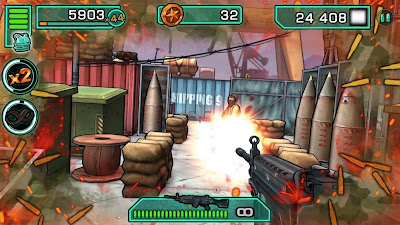 Major GUN FPS endless shooter Apk v3.4 (Mod Money)