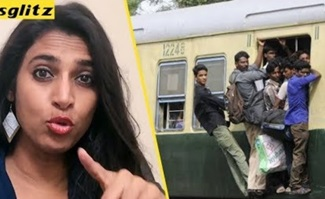 Actress Kasthuri about Chennai Train Mishap | Salem