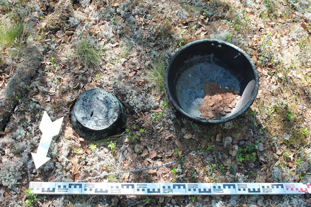 Six 13th century burials found in Western Siberia